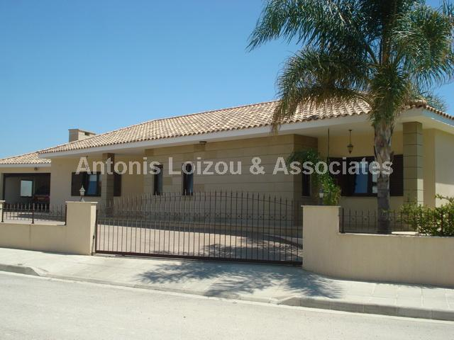 Three Bedroom Luxury Bungalow  properties for sale in cyprus