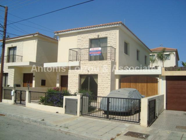 Detached House in Larnaca (Aradippou) for sale