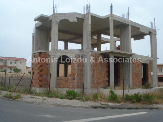 Four Bedroom Detached House Unfinished-Reduced   properties for sale in cyprus