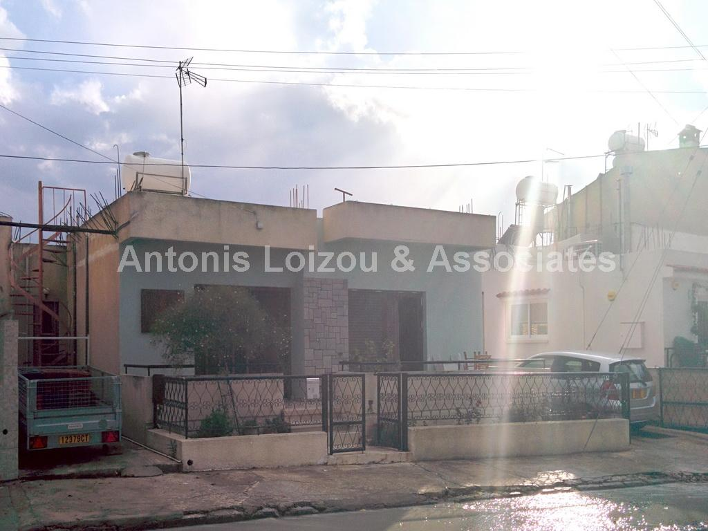 Bungalow in Larnaca (Kamares) for sale