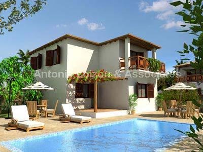 Detached Villa in Larnaca (Dhekelia Road) for sale
