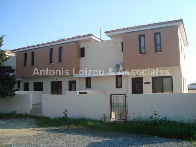 Terraced House in Larnaca (Dhekelia Road) for sale