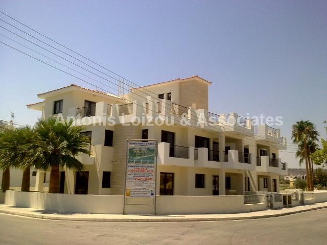 Penthouse in Larnaca (Dhekelia Road) for sale