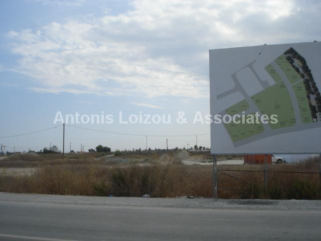 Land in Larnaca (Dromolaxia) for sale