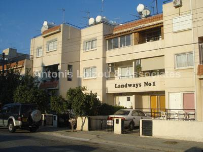 Ground Floor apa in Larnaca (Faneromeni) for sale