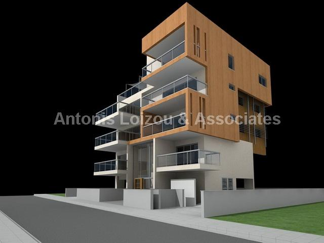 Apartment in Larnaca (Faneromeni) for sale