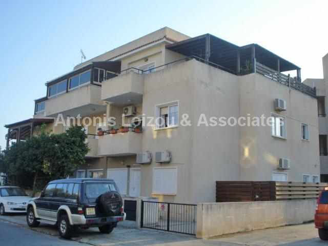 Penthouse in Larnaca (Faneromeni) for sale