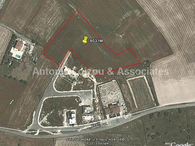 Land in Larnaca (Kalo Chorio) for sale