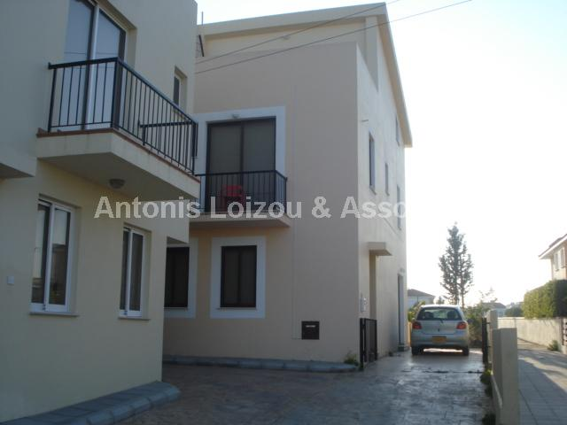 Semi House in Larnaca (Kamares) for sale