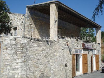 Detached Village in Larnaca (Kato Drys) for sale