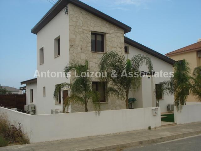 Three Bedroom detached Luxury Eco House with title deeds. properties for sale in cyprus
