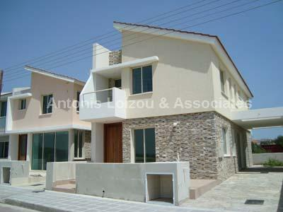 Semi House in Larnaca (Kiti) for sale