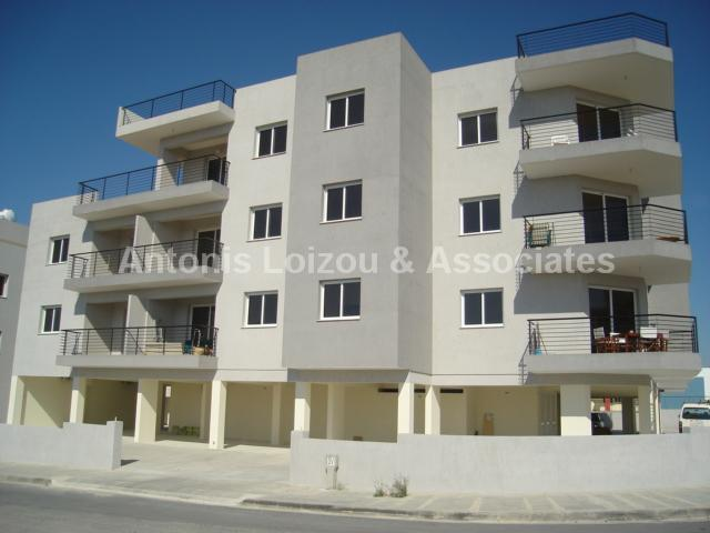 Apartment in Larnaca (Livadhia) for sale