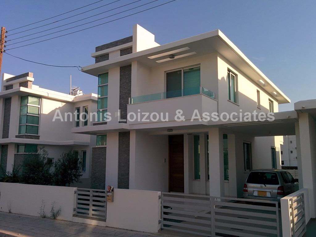 Detached House in Larnaca (Livadhia) for sale