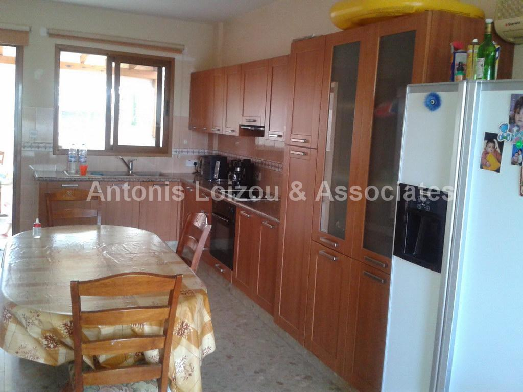 Semi House in Larnaca (Livadhia) for sale
