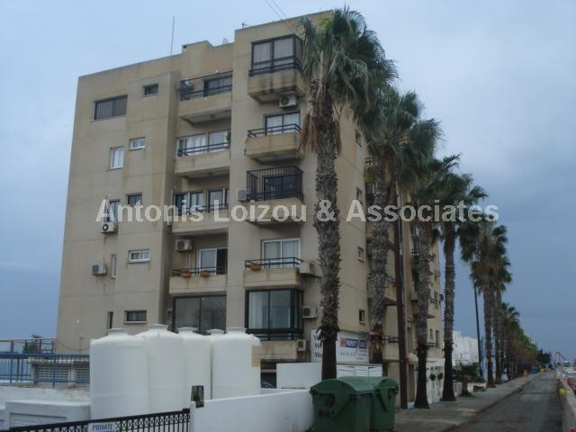 One Bedroom Apartment with side sea view - Reduced properties for sale in cyprus