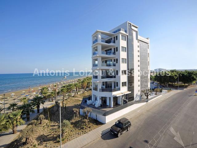 Two Bedroom Beach Front Apartments properties for sale in cyprus