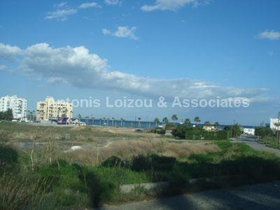 Land in Larnaca (Mackenzie) for sale