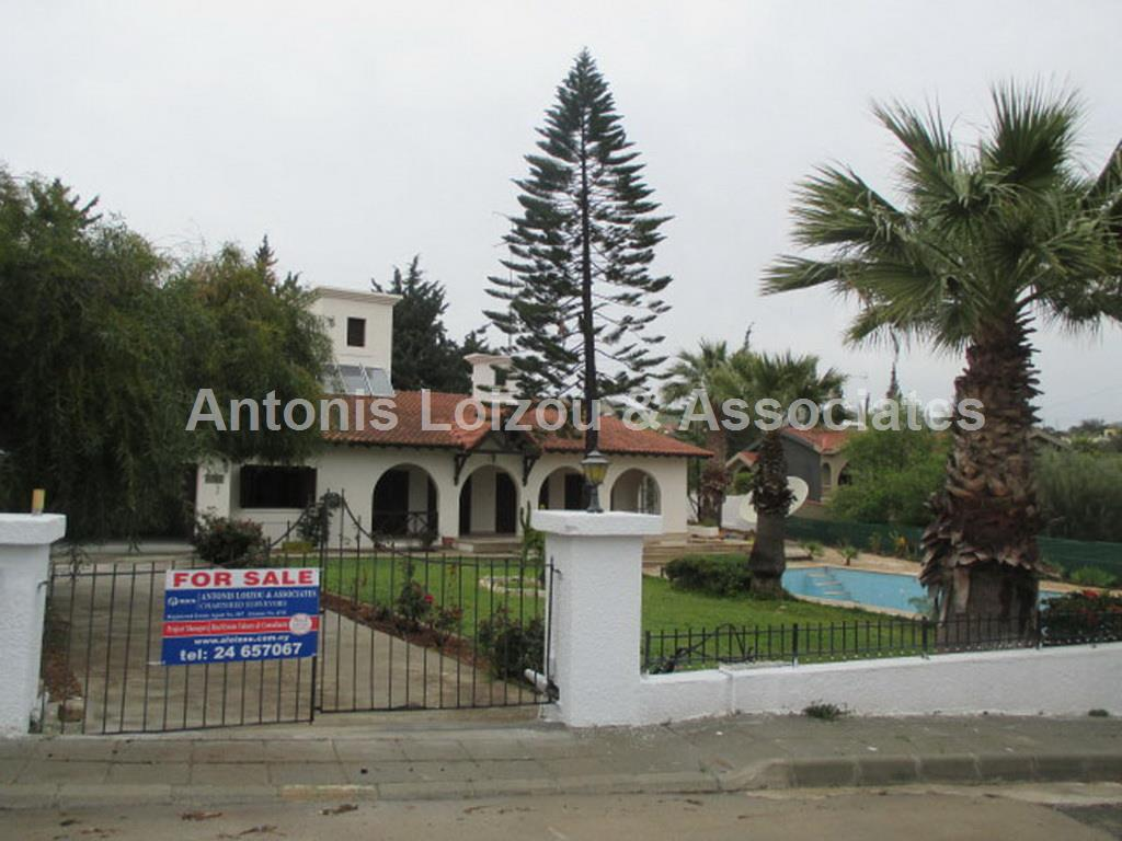 Bungalow in Larnaca (Maroni) for sale
