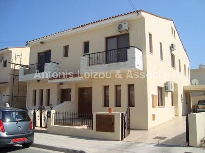 Semi detached Ho in Larnaca (Meneou) for sale