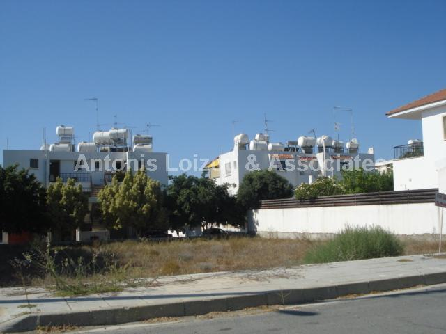 Land in Larnaca (Off Dhekelia Road) for sale