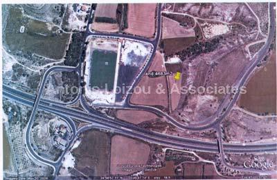 Land in Larnaca (Ormidhia) for sale