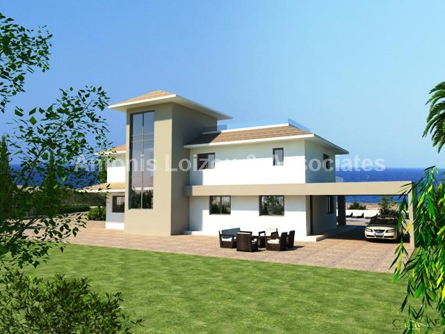 Detached House in Larnaca (Ormidhia) for sale
