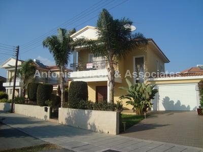 Detached House in Larnaca (Oroklini ) for sale