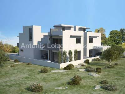Two Bedroom Semi Detached Houses properties for sale in cyprus