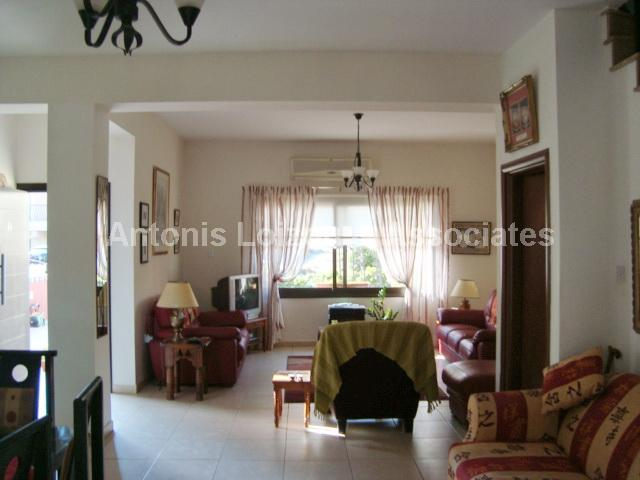 Semi House in Larnaca (Oroklini) for sale