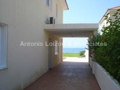 Four Bedroom Beachfront Detached House - REDUCED properties for sale in cyprus