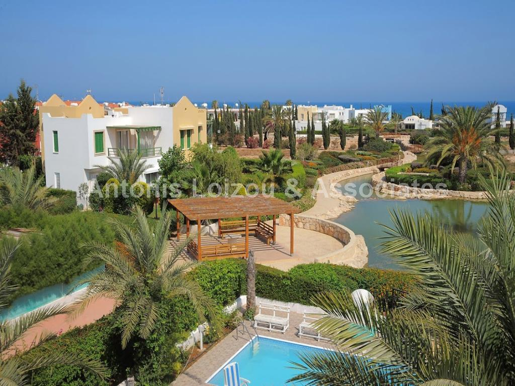 Two Bedroom Apartment on Beachfront Development properties for sale in cyprus