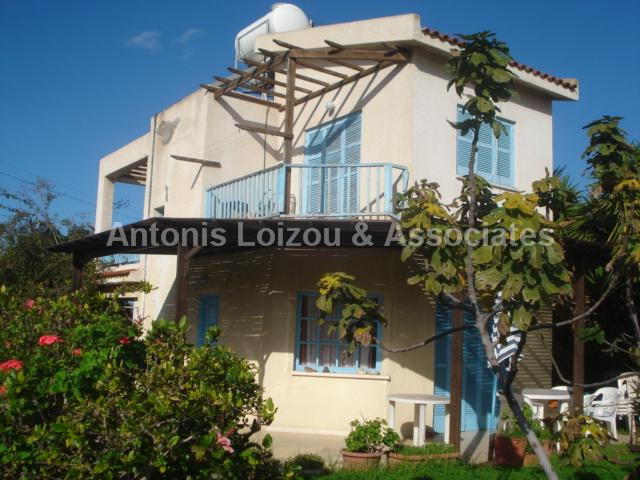 Two Bedroom House with Title Deeds   properties for sale in cyprus