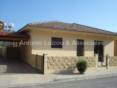 Three Bedroom Link Detached Bungalows properties for sale in cyprus
