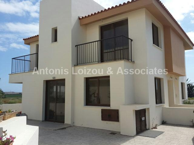 Maisonette in Larnaca (Pervolia) for sale