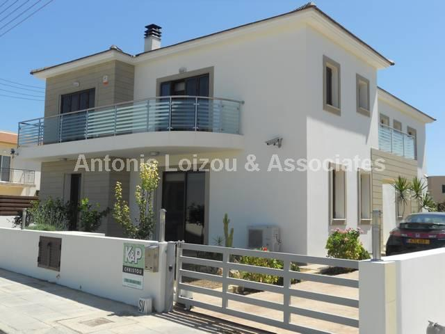 Detached House in Larnaca (Pervolia) for sale