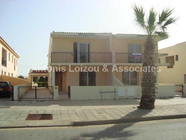 Semi House in Larnaca (Pervolia) for sale