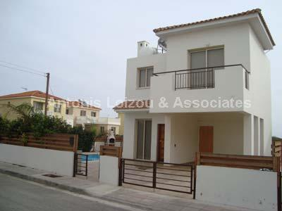 Detached Villa in Larnaca (Pervolia) for sale