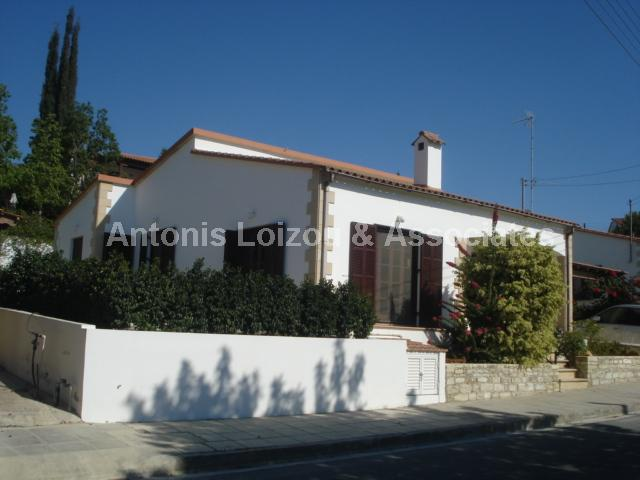 Three Bedroom Detached Bungalow With Title Deeds-Reduced properties for sale in cyprus