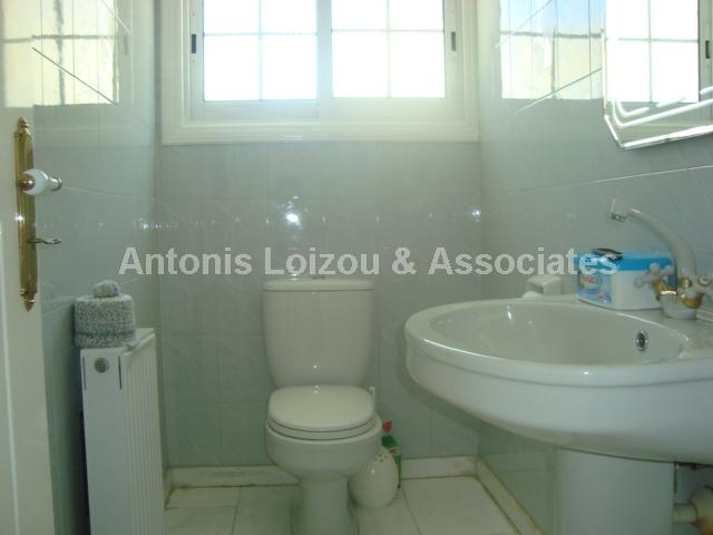 Three Bedroom house with 1 bedroom Annexe properties for sale in cyprus