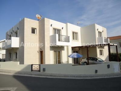 Semi detached Ho in Larnaca (Pyla) for sale