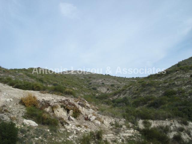 Land in Larnaca (Skarinou) for sale