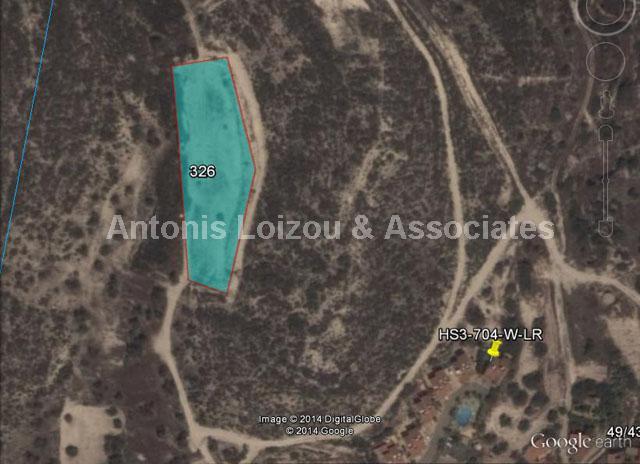 Field in Larnaca (Skarinou) for sale