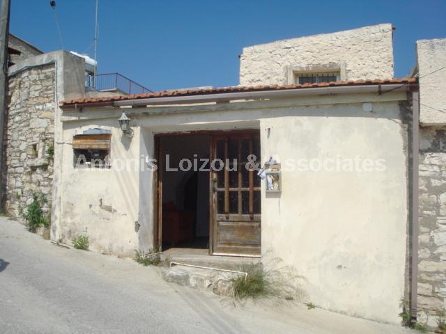 Detached Village in Larnaca (Skarinou) for sale