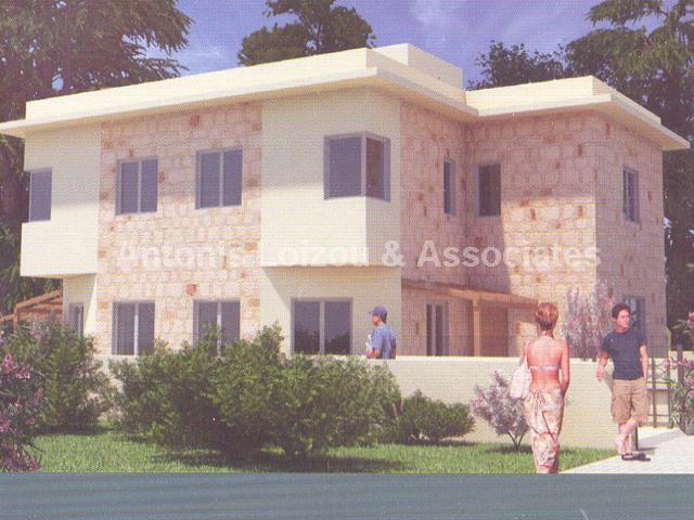 Terraced House in Larnaca (Tersefanou) for sale