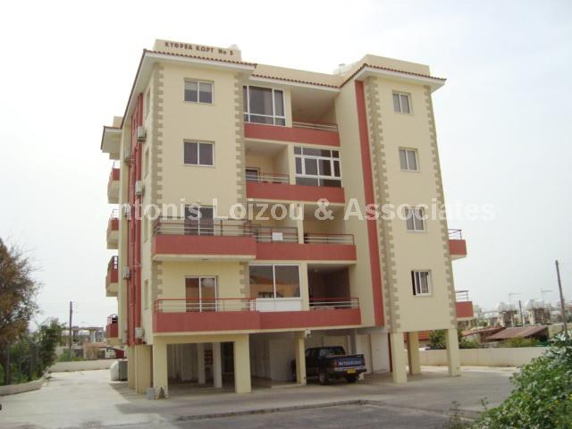 Apartment in Larnaca (Tsiakkilero) for sale