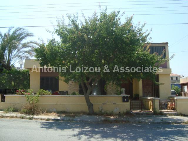 Bungalow in Larnaca (Tsiakkilero) for sale