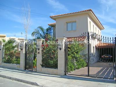 Detached Villa in Larnaca (Zygi) for sale