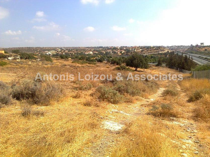 Field in Limassol ( Erimi ) for sale