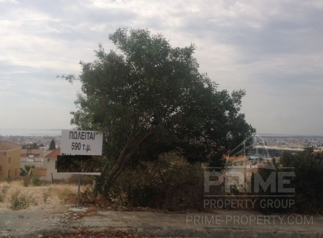 Sale of land in area: Agia Fyla - properties for sale in cyprus